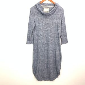 Saturday Sunday Antro | Cowl Neck Sweater Dress S